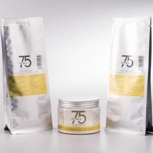 No75 Kollageeni Gold voi edistää hiusten kasvua ja ehkäistä hiustenlähtöä